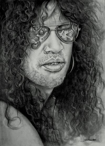 Slash. by CristinaC75