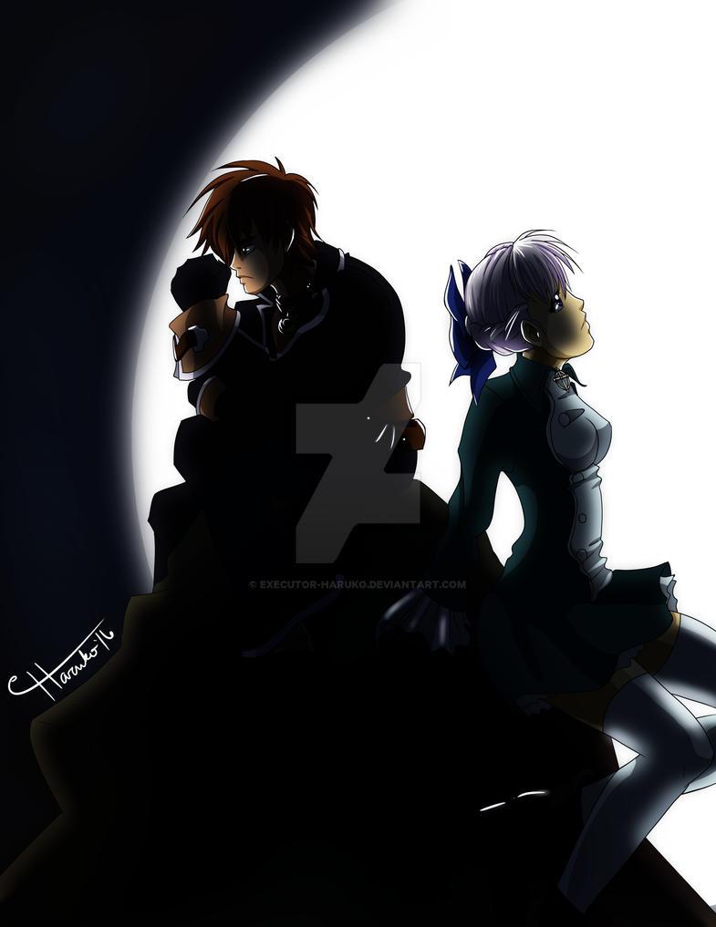 Commission: Yuri and Alice by Executor-Haruko