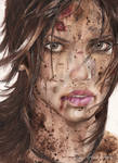 Lara Croft - Tomb Raider Drawing