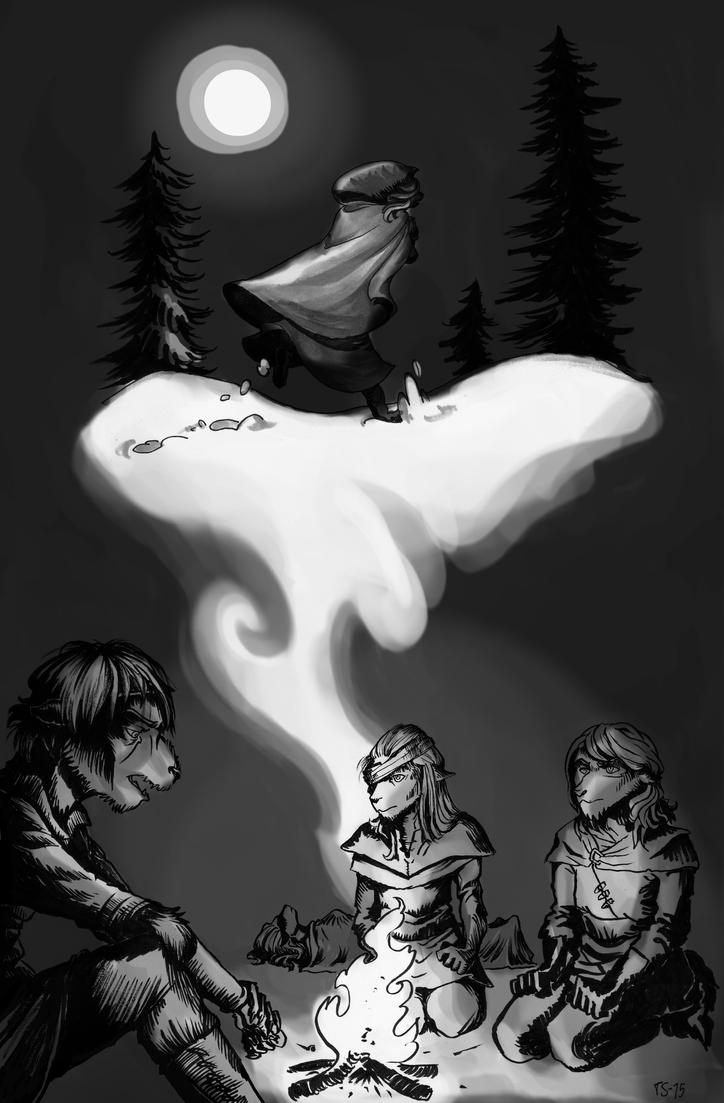 A tale to tell by Tohmo