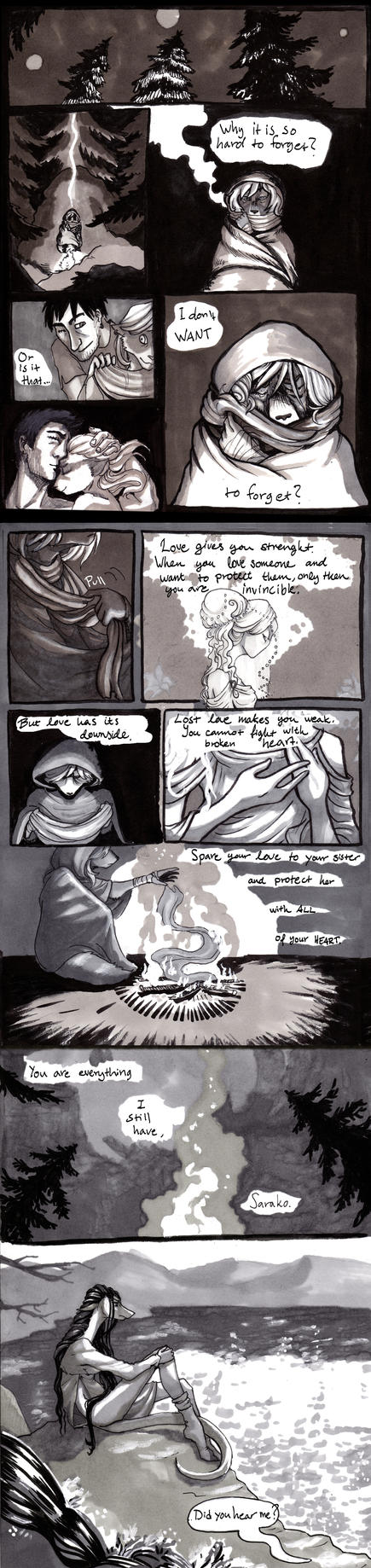 To my sister - Pages 16-18 by Tohmo