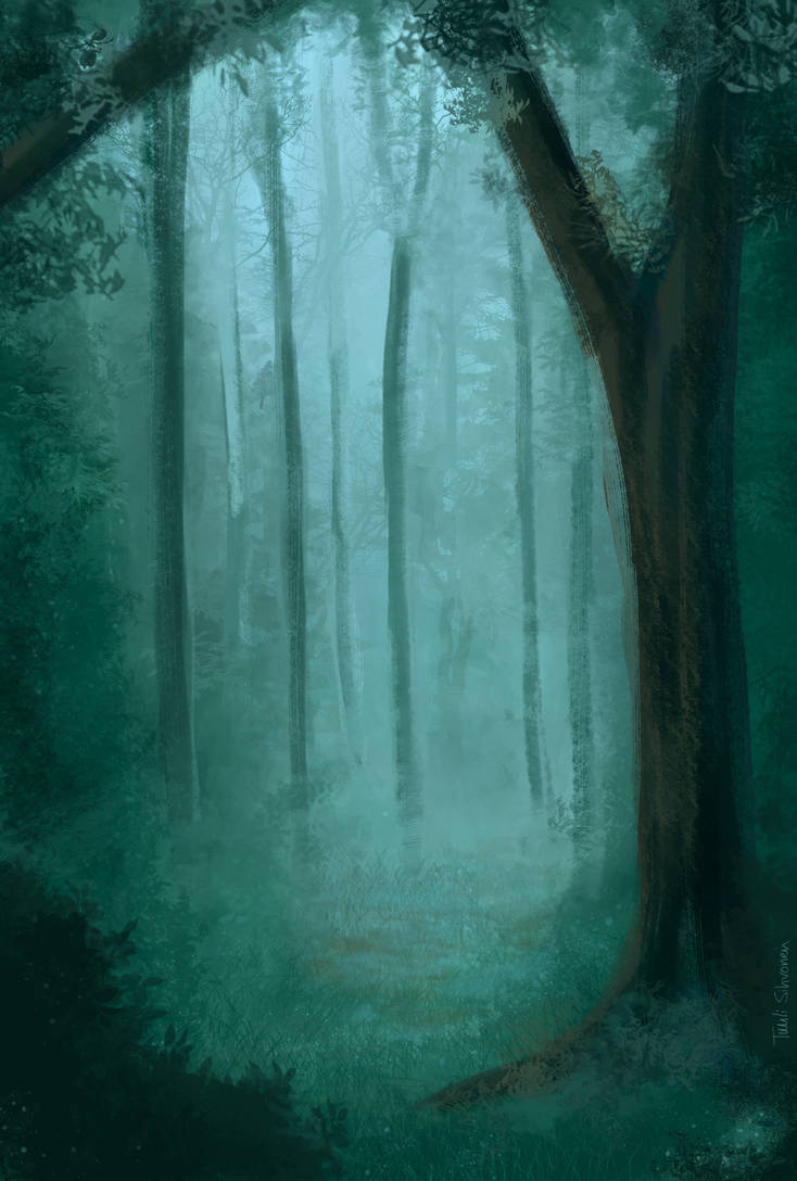 Forest commission by Tohmo
