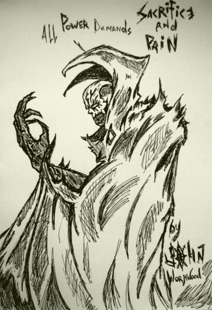 HellSpawn by lezerapron
