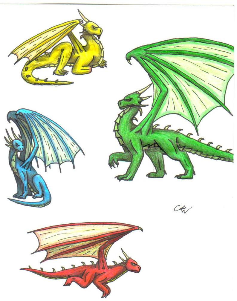 eragon all dragons - photo #1
