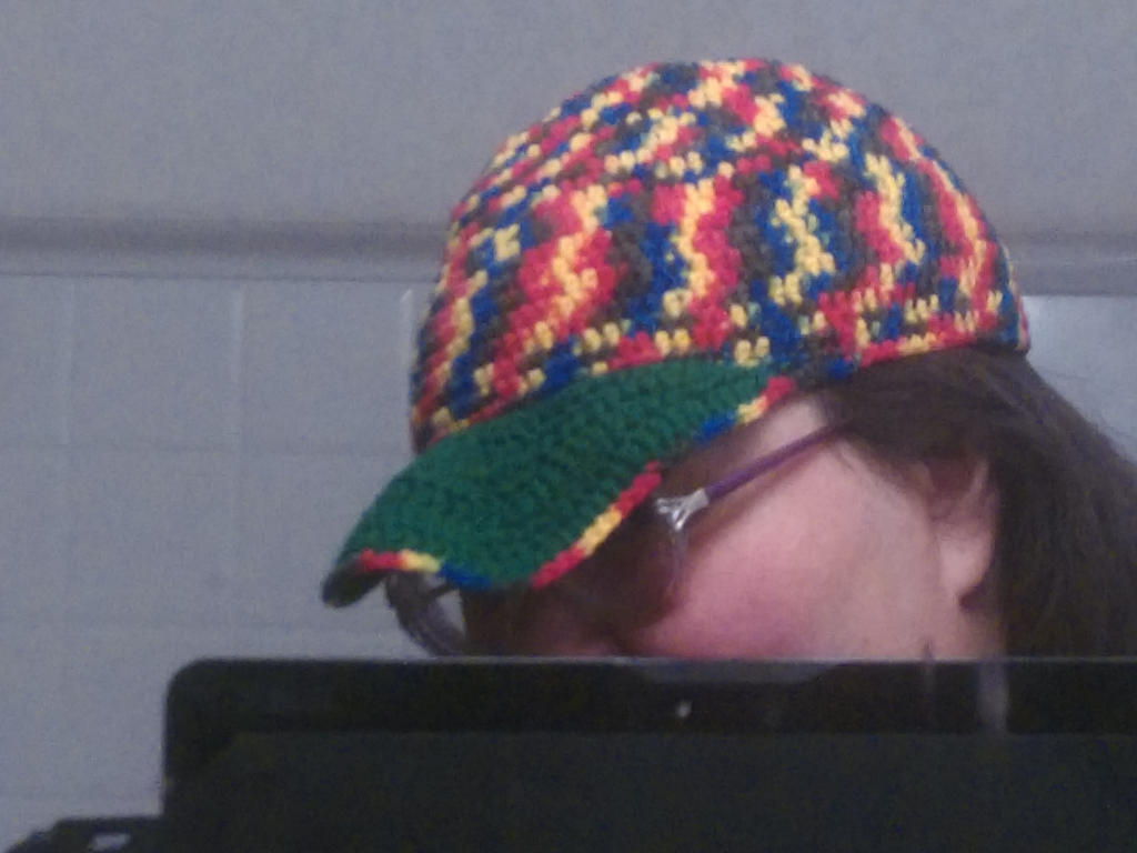 Rainbow connection cap by moon crafter on deviantart for Cap crafter