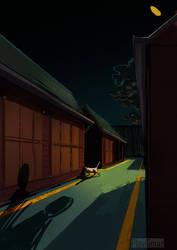 Mystery of a Street by PlaviGmaz