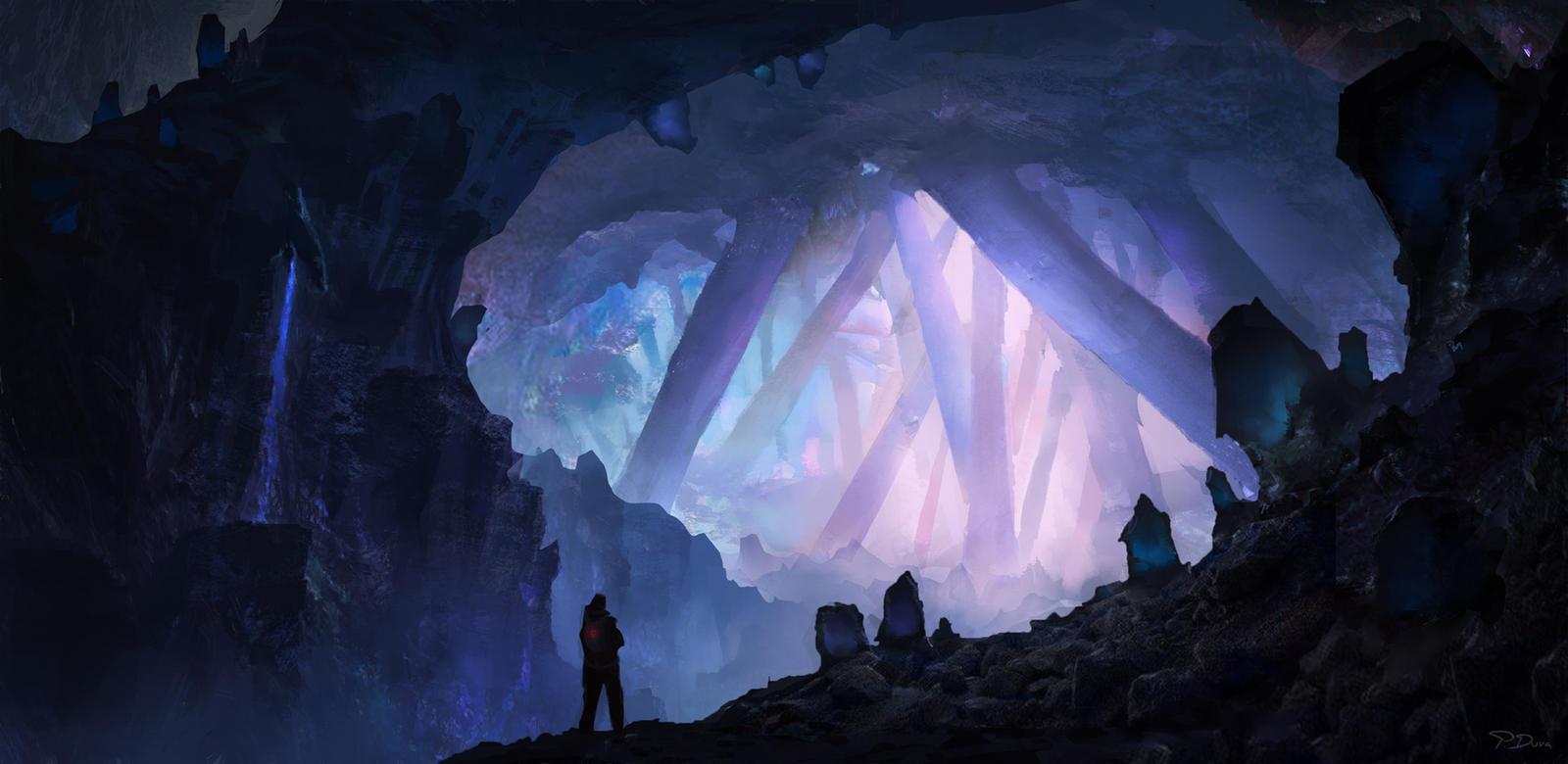 beyond the crystal cave pdf