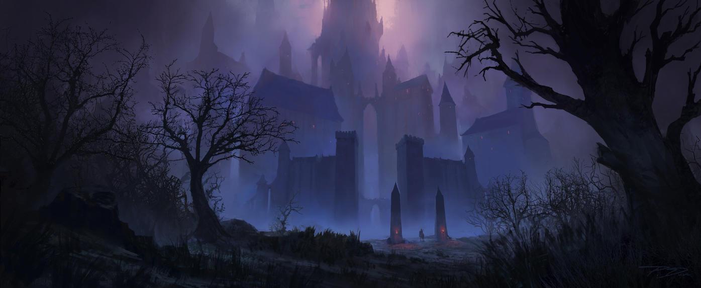 The City of Kho-Avar by ThreeDeee