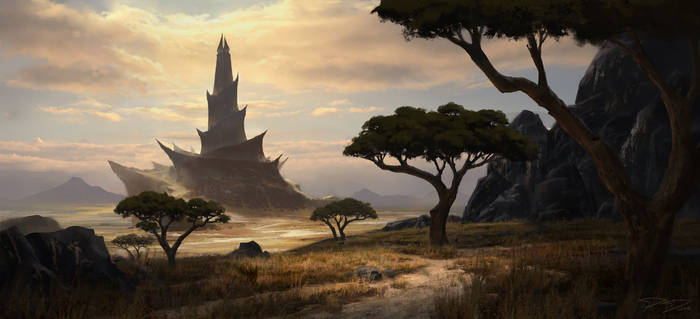Tower of oblivion