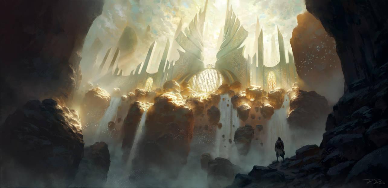 Gates of Heaven by PiotrDura