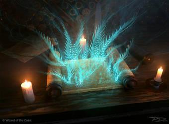 Mtg - Scroll of Fate