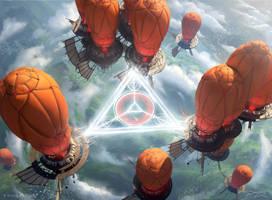 The Aerial Village of Skysail