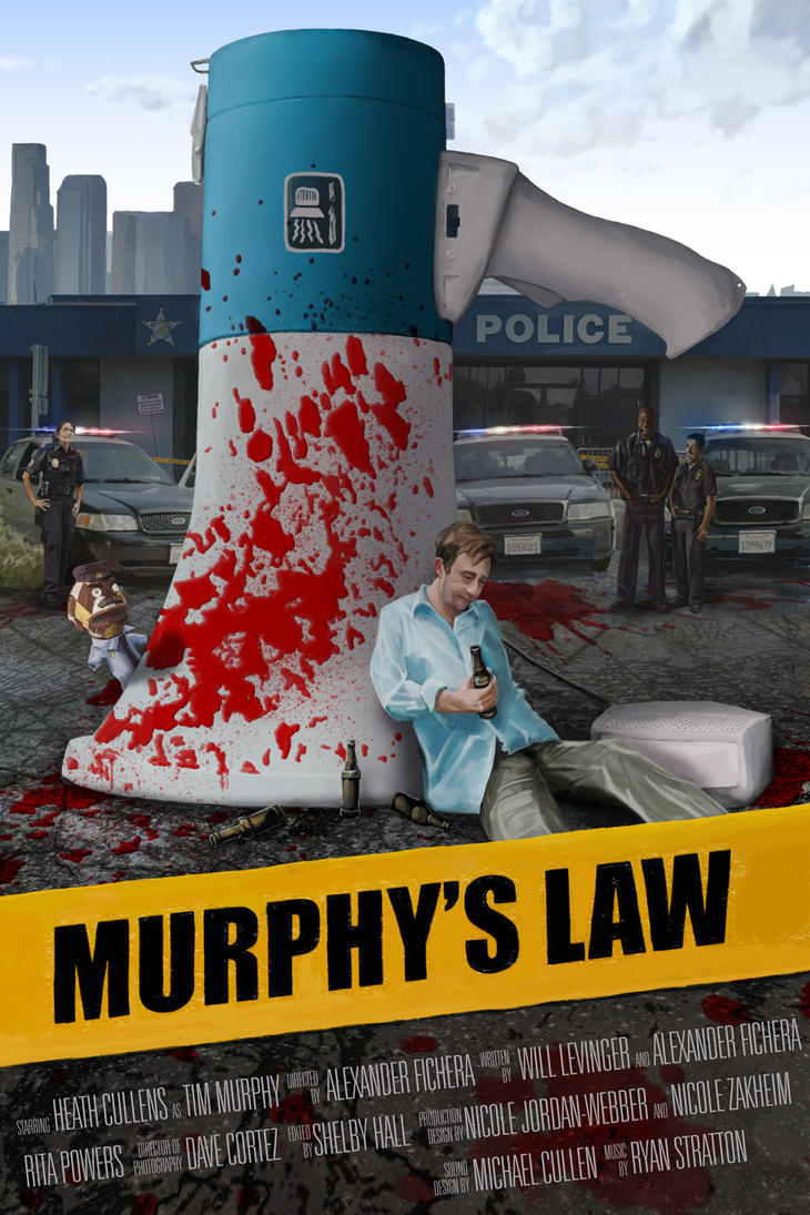Murphy's Law by zzrandomzero