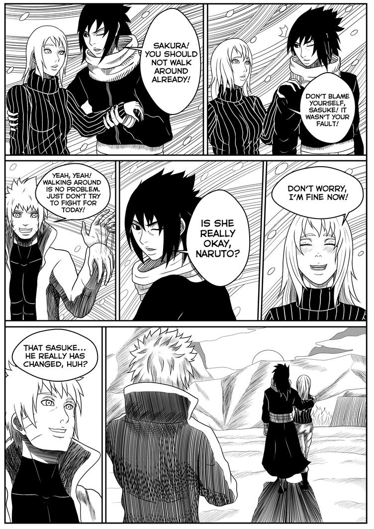 Naruto Doujin: Chapter 6 Page 16 by Delaving