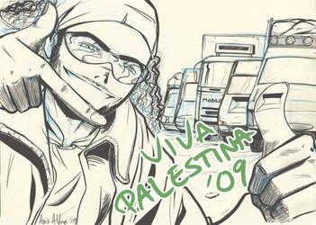 Viva Palestina: Step 1