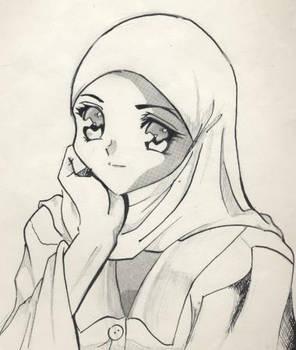Muslim gal