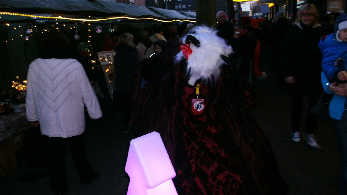Mistress Twillight Christmas Market Gladbeck 11 by ASKABANIUM