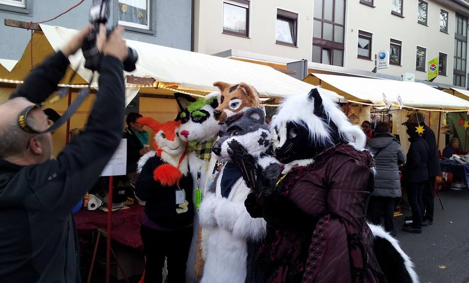 Mistress Twillight Christmas Market Gladbeck 13 by ASKABANIUM