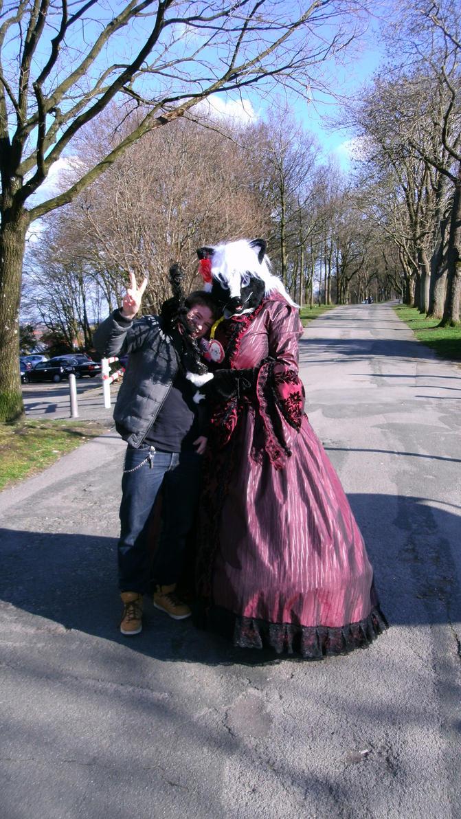 *Princess*Twillight at the Sparrenburg Bielefeld3 by ASKABANIUM