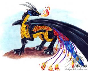 Dragonix by victortky