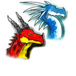 Dragons Busts
