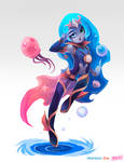 Atlantean Zoe / Rework