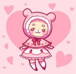 bear adoptable (sold)
