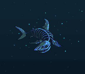 Ghost Shark by stardust-palace