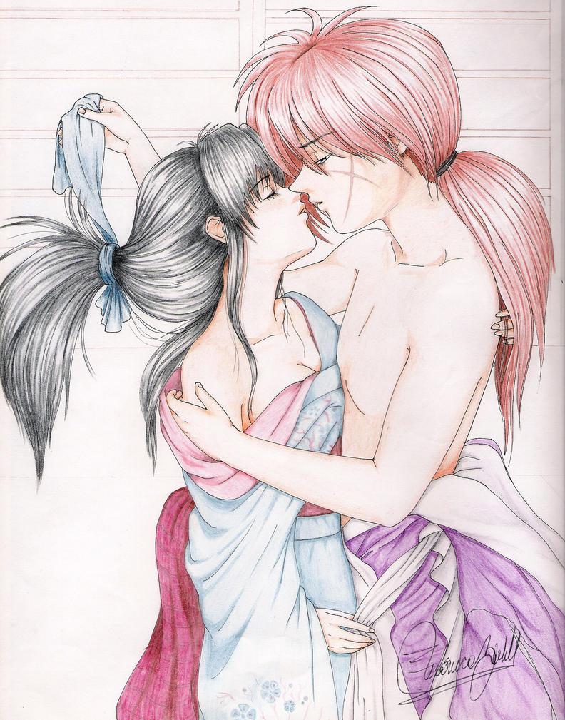 kenshin and kaoru relationship help