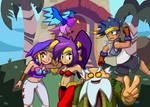Shantae and Friends