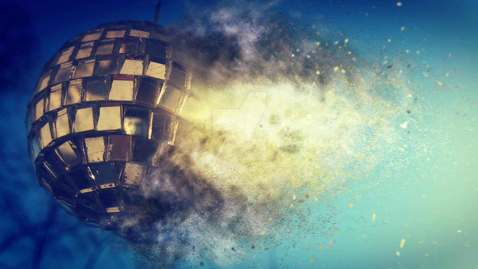 planetdisco crushed by carlos-nikolaus