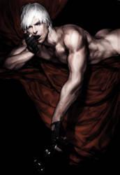Coloreado ~ Dante - DMC by Airiys