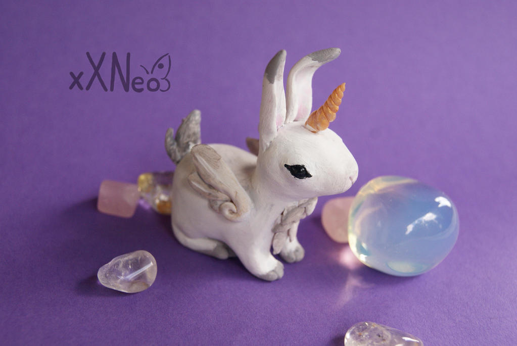 magic bunny (with tutorial) by xXNeo
