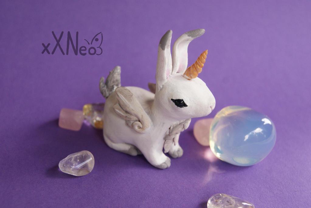 magic bunny (with tutorial) by xXNeo