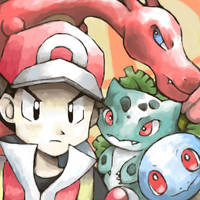 Red and his pokes