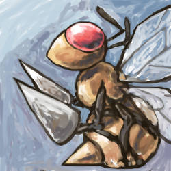 beedrill by SailorClef