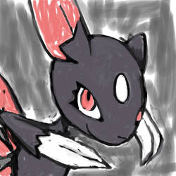 sneasel by SailorClef