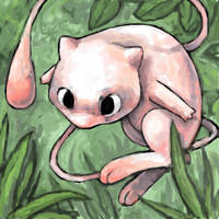 mew by SailorClef