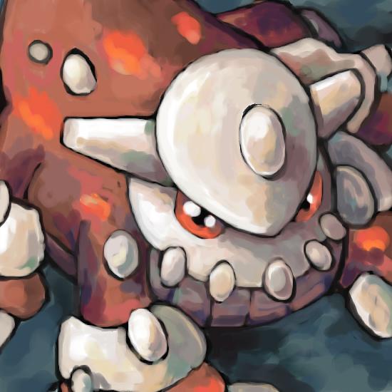 Heatran - Lava Dome Pokémon Heatran_by_SailorClef