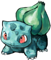 Bulbasaur by SailorClef