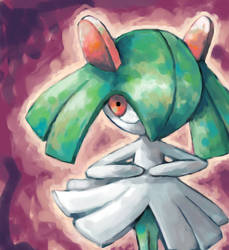 Kirlia by SailorClef