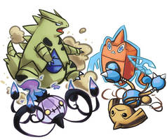 VGC 2012 by SailorClef