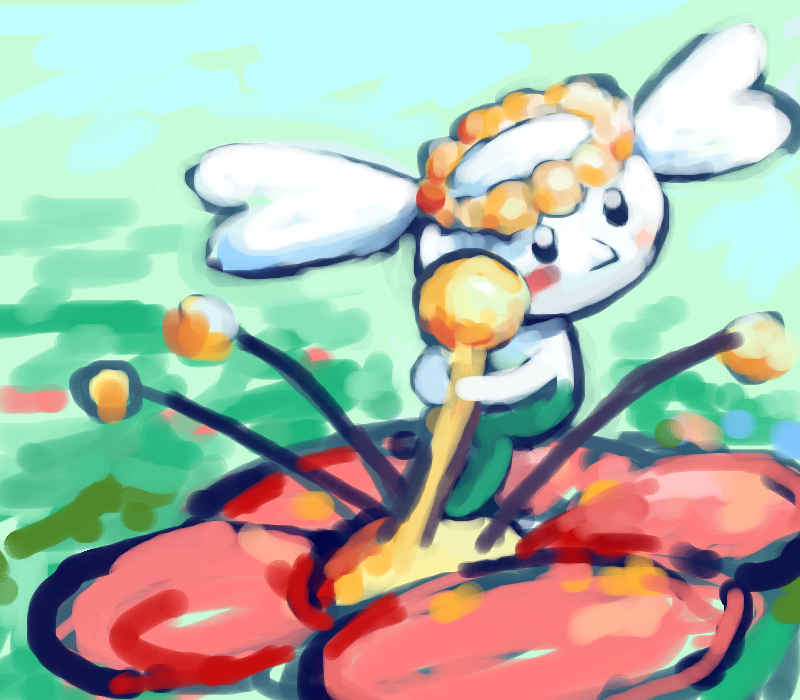 flabebe by SailorClef on DeviantArt