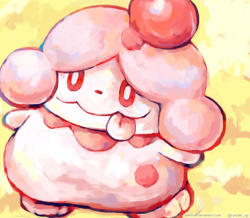 Slurpuff by SailorClef