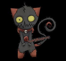 Da SHadow Panther xD by TroyDsX