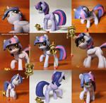 Twilight Sparkle Plus Scepter