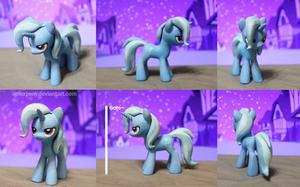Mini great and powerful Trixie by AplexPony