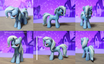 Mini great and powerful Trixie