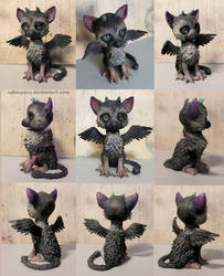 Chibi or Baby Trico