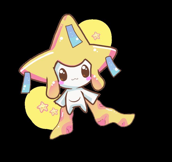Pokemon Jirachi By Celestialgalaxies On Deviantart